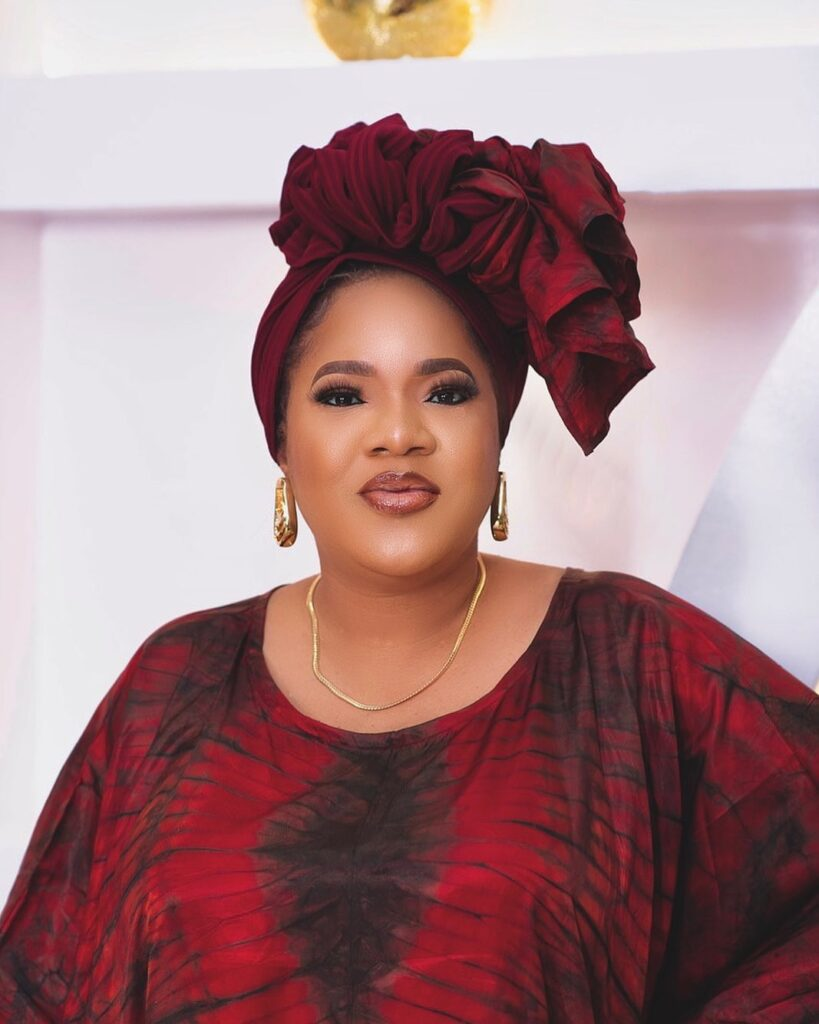 """""""I don't care who is doing better than me, I was doing better than I was last year"""" – Toyin Abraham Says"""