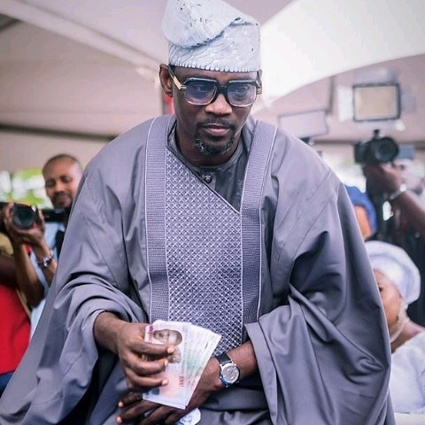 LATEST GRANDPA IN TOWN' – Fuji Star Pasuma Becomes Latest Grandad As Daughter Welcomes First Child (photos)