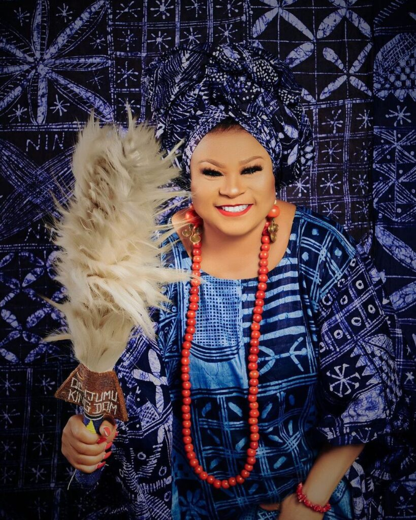"""""""Mama No Wan old Again, always Young"""" – Fans React As Veteran Nollywood Actress, Sola Sobowale Cover This day Magazine (photos)"""